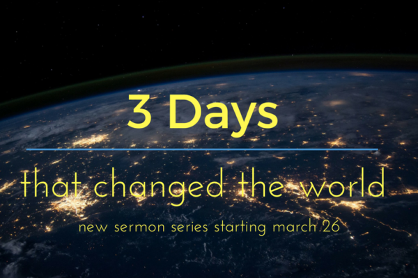 New sermon series at Tampa Shores Community Church starts March 26