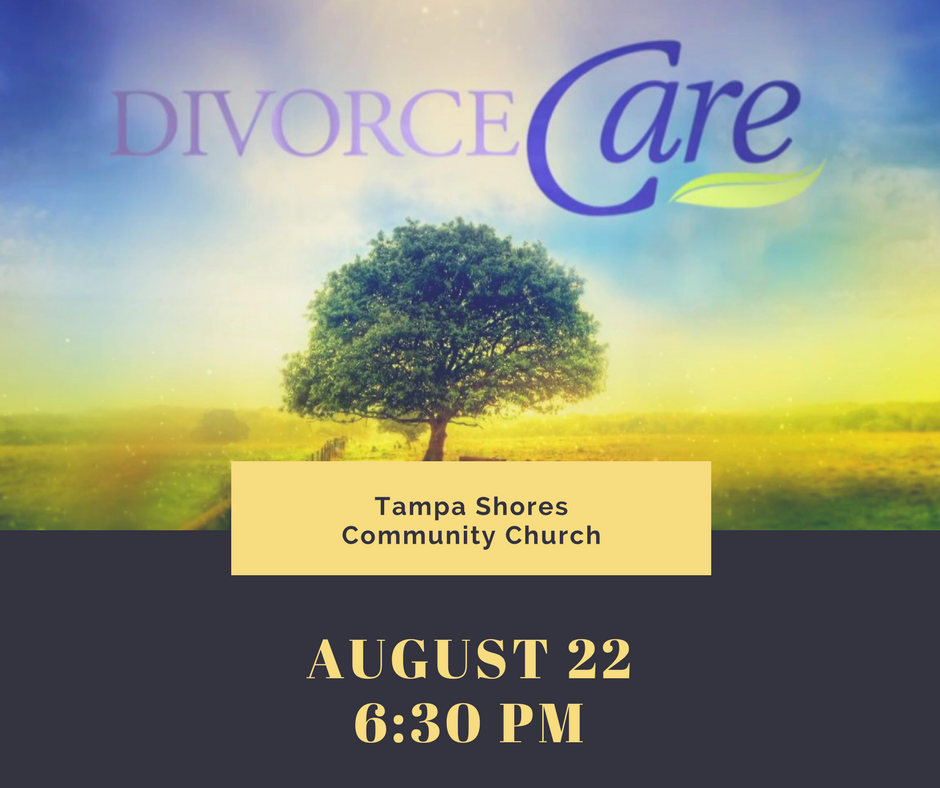 Hurting from pain of divorce? Find hope at Divorce Care near West Chase.